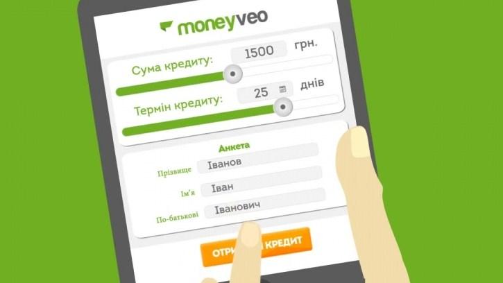 Moneyveo кредит