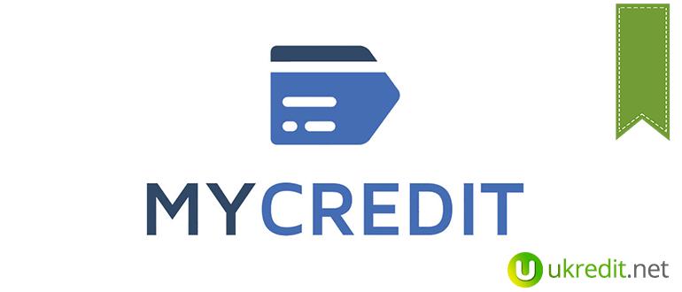 mycredit лого